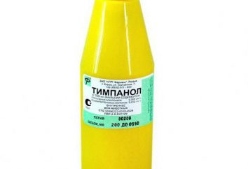 Le médicament « Timpanol »: mode d'emploi pour les animaux