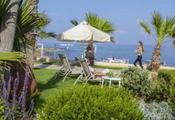 Aquamare Beach Hôtel & Spa 4 * (Chypre, Paphos): description de l'hôtel, évaluations