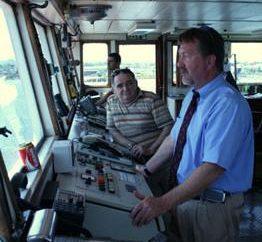 Le pilote – qui est-ce? Ou une approche scientifique dans l'amour de la mer