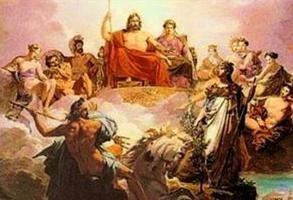 Starożytna grecka bogini – piękne pół Olimpu