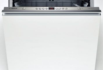 Lave-vaisselle Bosch SMV47L10RU: avis, instructions, installation