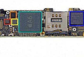 IPhone 5: Placa base. Sustitución de la placa base