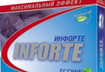 """""""Infort"""" męskie: opinie i instrukcjach użytkowania"""
