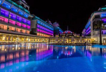 Hotel Sensitive Premium Resort & Spa 5 * (Turcja / Belek): recenzje, opisy i recenzje
