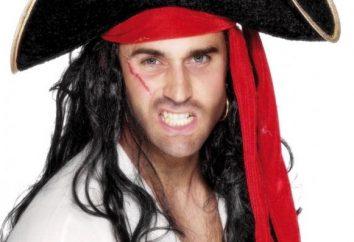 Jako pirat kapelusz może przekształcić każdą osobę