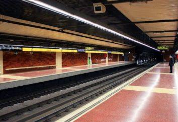 Metro Barcelona – wybawieniem dla tych, którzy muszą podróżować po całym mieście w górę iw dół na kilka dni