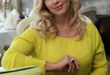 Ekaterina Odintsov: taille, poids, biographie, photos de famille