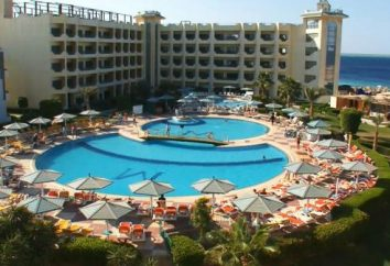 "Hôtels Hurghada 4 * – ""Terrasse Panorama"". Quel est cet endroit? (Panorama Bungalow Resort Hurghada)"