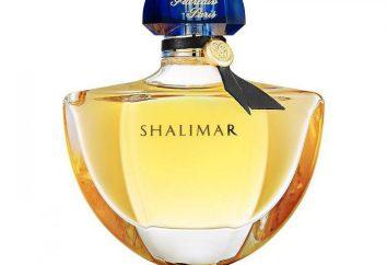 Rey Guerlain Shalimar. Los comentarios de perfume