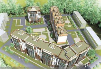 """""""Bunin Park"""" (Elec) – novo edifício no centro da cidade"""