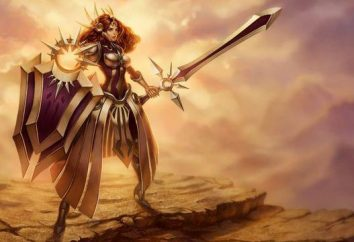 "League of Legends, Leona: Hyde. Leon, ""League of Legends"": opis bohatera"