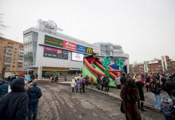 """Centrum handlowe """"Gagarin"""", Ivanteevka: opis, usługi, cechy i referencje gości"""