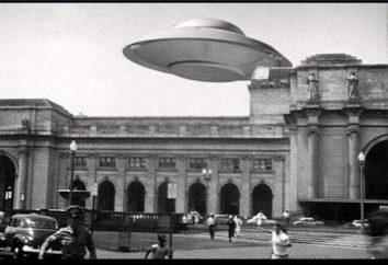 Un objet volant non identifié: la photo, la divulgation de secrets. Ce que les experts sont engagés dans l'étude des objets volants non identifiés?