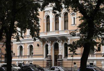 Palais « Baby » à Saint-Pétersbourg – un bureau spécial de registre