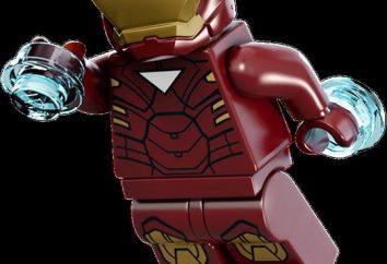 "Wersja ""Lego"": Iron Man"