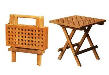 Picknick-Tisch: die beste Wahl für Erholung im Freien