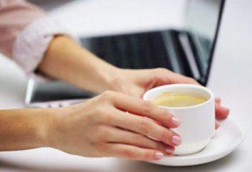 Aktualizacje o kawy: zwroty inspirujące