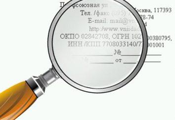 OKOGU i Przedsiębiorczości deszyfrowania akronimy