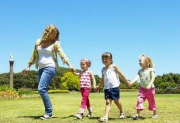 Papel que joga jogos para os adolescentes e pré-escolares. Como cativar uma criança?