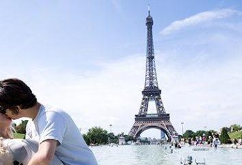 La ville la plus romantique du monde