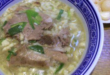 Como cozinhar Lak khinkal
