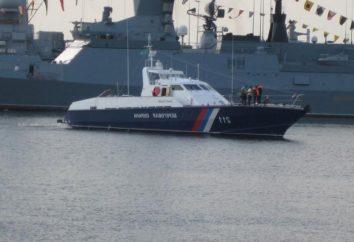 Garde côtière – garantie de la sécurité des eaux territoriales