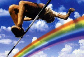 Les personnages, les acteurs: « Au-dessus du Rainbow » – un conte de fées pour enfants