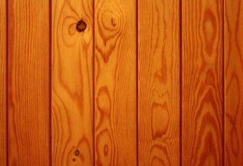 Panele drewniane: rodzaje i aplikacje