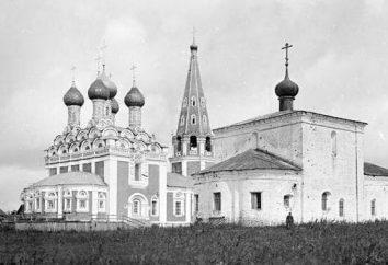província de Nizhny Novgorod: distritos, vilas e aldeias