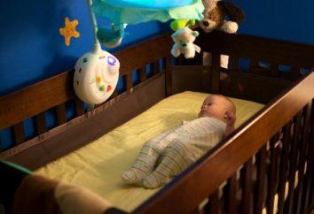 Come mettere il bambino a dormire. metodo Estivilya