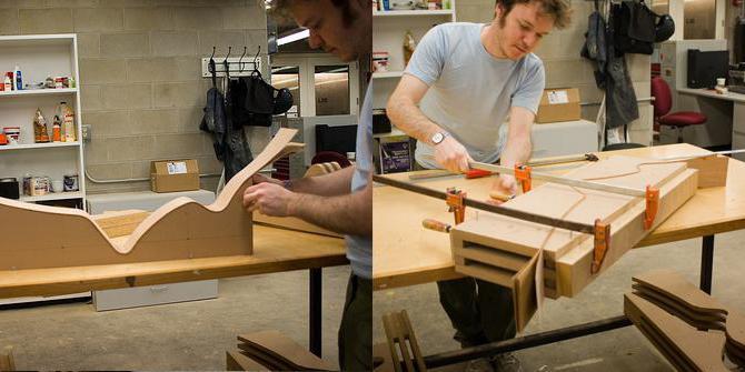 wie sperrholz zu hause biegen schritt f r schritt anleitung. Black Bedroom Furniture Sets. Home Design Ideas