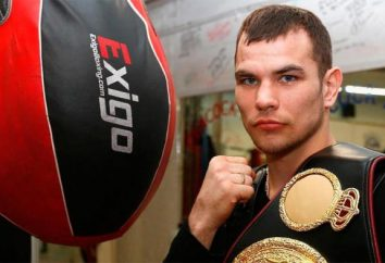 Dmitry Chudinov: biografia bokser