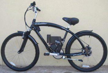 Motocykl z rękami. motor Bike