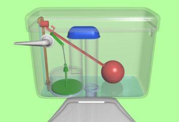 spłuczka WC: urządzenie, zasada działania. Zainstalować zbiornik toaletowy