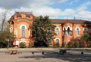 Museo regionale di Irkutsk: la storia della creazione