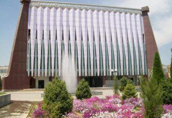 uniwersytety Taszkent: co wybrać?