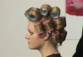 Jak nawijać włosy na wałki poprawnie