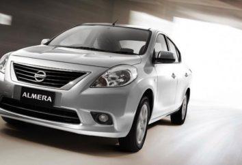 Przegląd nowej generacji Nissan Almera Classic