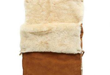 Buste fatte di pelle di pecora per i neonati – la scelta migliore per il tuo bambino