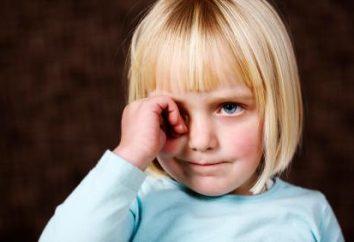 Jątrzyć oczu u dzieci? Natychmiast do lekarza!