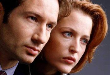 """The X-Files"": role i aktorami. ""The X-Files"": Seasons"