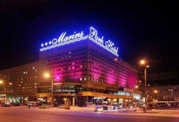 Hotel a Nizhny Novgorod: elenco di indirizzi, foto, recensioni