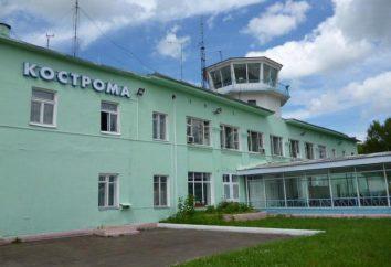 Aeroporto (Kostroma): descrizione e la storia