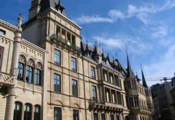 Imparare Lussemburgo. Palazzo granducale – l'attrazione principale del Granducato