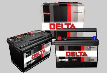 Delta Battery: comentários