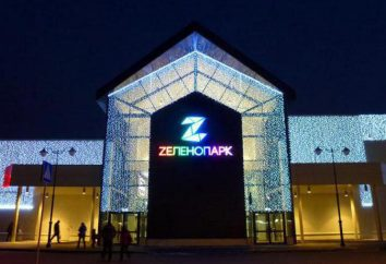 """SEC """"Zelenopark"""" w Zelenograd: Opis, opinie, adres"""