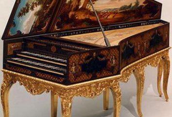 Quel est le clavecin? Photo et description de l'instrument de musique