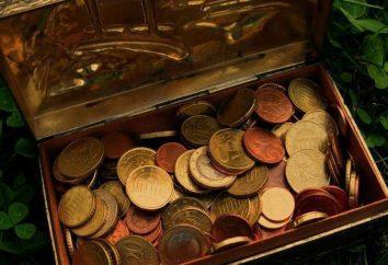 Sinais de dinheiro e superstição para atrair dinheiro
