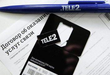 Comment trouver votre numéro Télé2: toutes les façons d'aborder la question