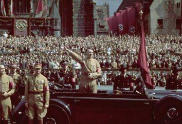 Reich – um … história do Terceiro Reich (brevemente)